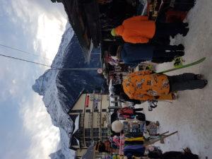 Домбай горнолыжный курорт, рынок