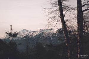 Сочи Красная Поляна горы